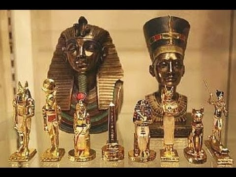 Ancient Egyptians Came To America, So Did Joseph, and He Was Their King!