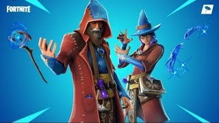 PLAYING WITH THE *NEW SKINS* OF MAGOS *CASTOR* WITH SUBS TO FORTNITE BATTLE ROYALE!