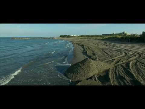 Isola verde   CHIOGGIA VENEZIA   phantom 3 pro