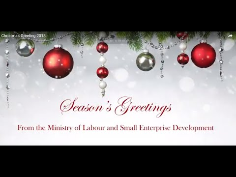 Christmas Greeting 2018