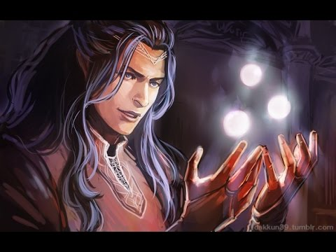 Exploring Middle-Earth: Fëanor and the Silmarils