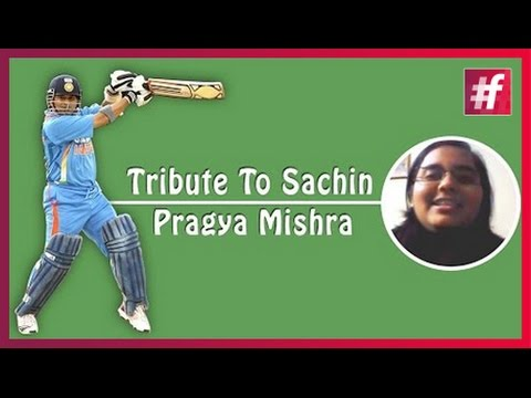 #fame cricket - Tribute to Sachin Tendulkar - Pragya Mishra thumbnail