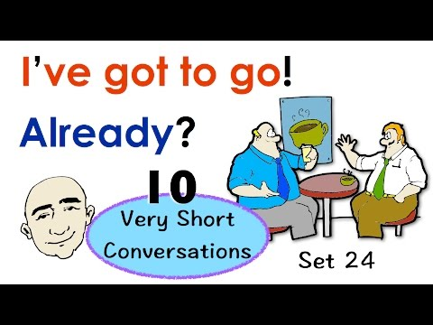Easy Conversations For ESL Students