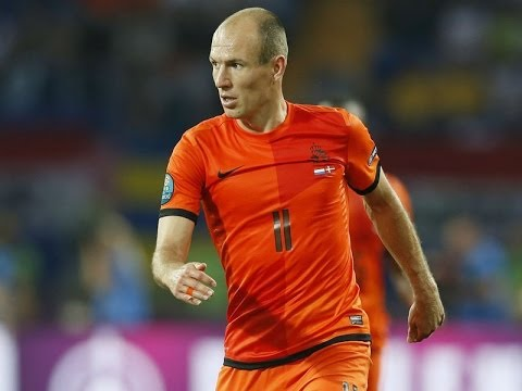 Arjen Robben | All Game Highlights | World Cup | 2014 | HD