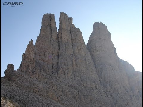 5 Days in June - rock climbing in the Dolomites