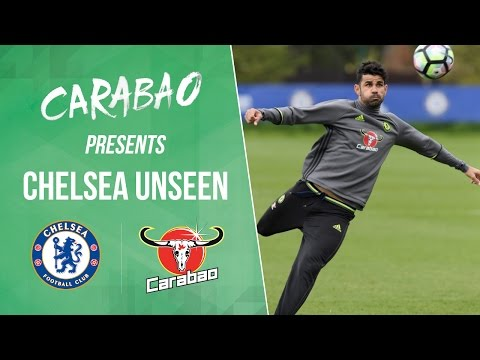 Unbelievable Diego Costa no-look goal, shooting practice screamers and Conte's party trick!