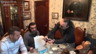 Сок проростков пшеницы - в гостях у Фролова Ю.А. лучшие в России производители. Витграсс №1