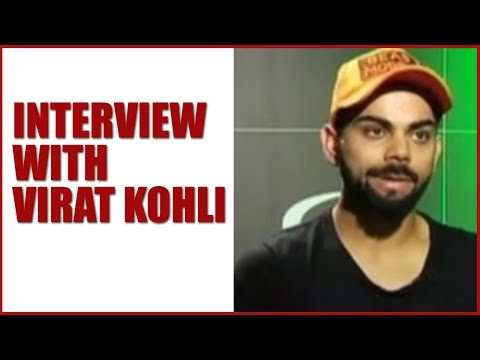 India Today Exclusive Interview With Virat Kohli