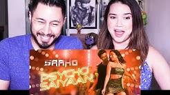 PSYCHO SAIYAAN | Saaho | Prabhas | Shraddha Kapoor | Music Video Reaction by Jaby!