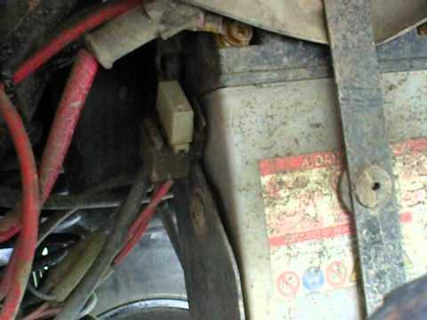 2002 Yamaha Grizzly Wiring Diagram Dodge Ram 1500 Toyskids Co Big Bear 350 Problem Youtube 600 660