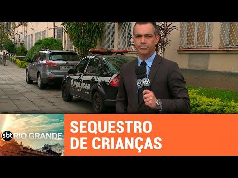 Tentativa de roubo de criança em Porto Alegre - SBT Rio Grande - 11/10/18