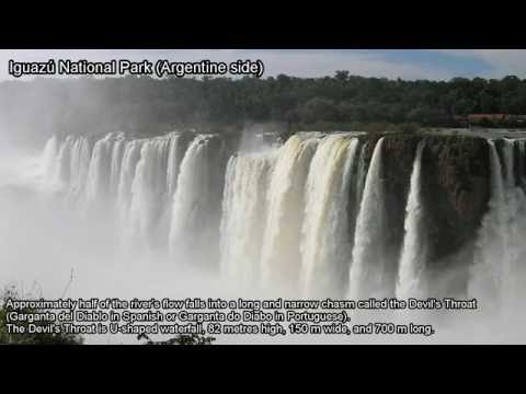 Iguazu Falls - Brazil/Argentina