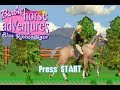 I Try & Play: Barbie Horse Adventures: Blue Ribbon Race (GBA)
