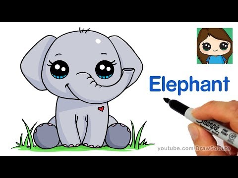 how-to-draw-an-elephant-easy
