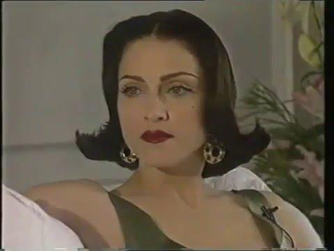 Madonna - Wogan Meets Madonna Interview - Love - Fame - Michael Jackson - 1991