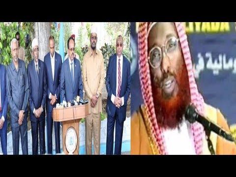 XAQIIJIN:Sheekh Mohamed Rashad oo 20 sano ka hor sheegay in somaliya La qeybin doono itoobiya mamuli
