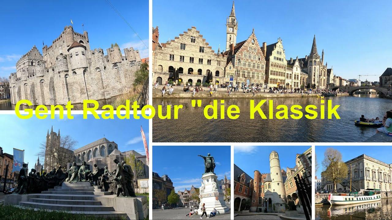 "Gent Radtour ""Die Klassiker"""