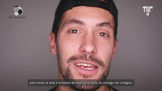 Neymar Jr. - 3 Anos do gol contra o Villarreal - Entrevista com o artista Mislav Mironovic