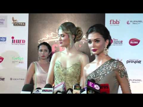 Star Studded Red Carpet of FBB Femina Miss India 2016 UNCUT Version