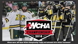 Inside the WCHA (March 20, 2018)
