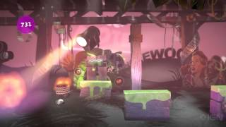 littleBigPlanet 3 Review (PS4)