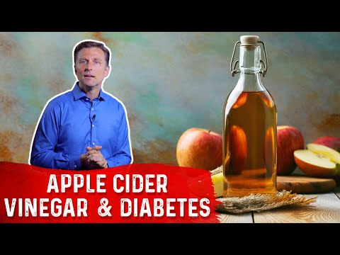 Apple Cider Vinegar & Diabetes