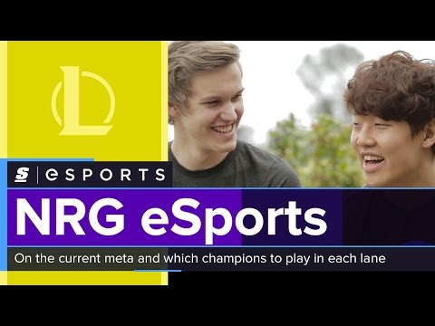 NRG eSports break down the current meta and which champs to play in each lane