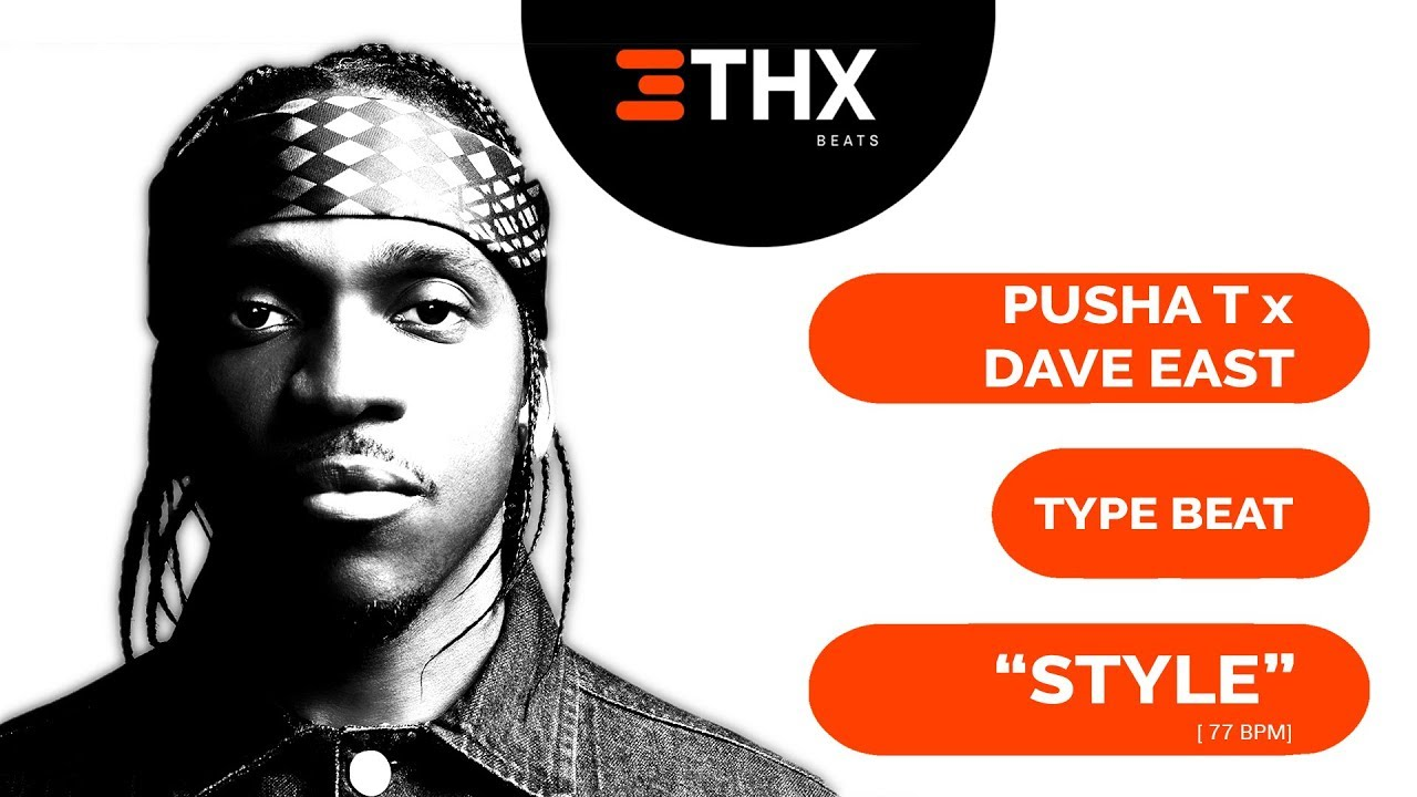 Pusha T Hairstyle: Prod. @THXBEATS - YouTube