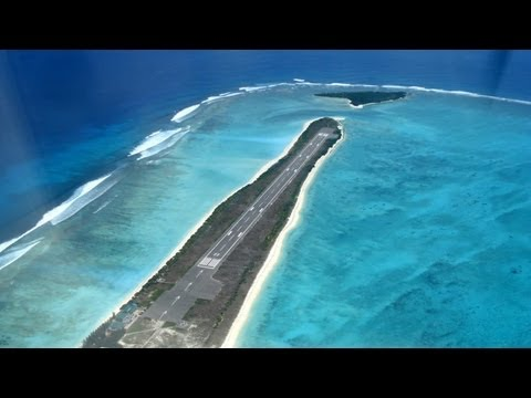Agatti Island Airport, Lakshadweep, India