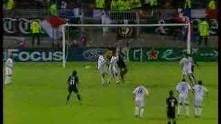 Lyon 3-0 Real Madrid