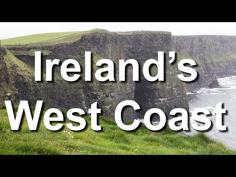 Ireland's West Coast: Galway to Cliffs of Moher, to Dingle