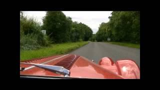 Morgan Roadster 3.7 Test Drive
