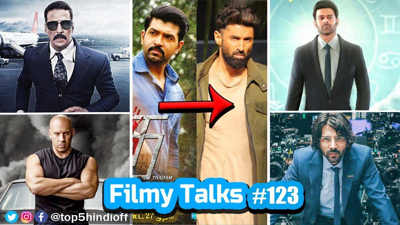 Download Filmy Talks #123 - Thadam Remake, Radhe Shyam, Bell Bottom, Fast & Furious 9, Dhamaka, Hawkeye...