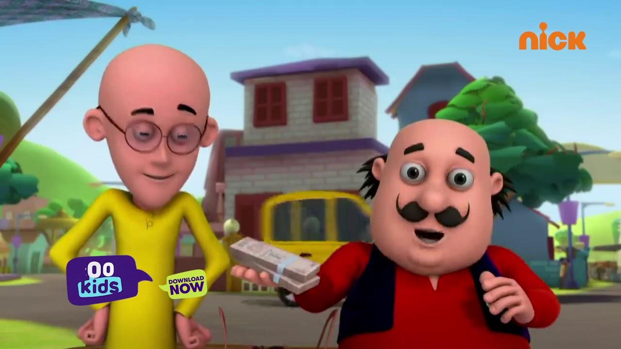 Motu Patlu | Season 1 |  मोटू पतलू | Rupaye Dus Karod | Episode 111 Part 2 | Voot Kids