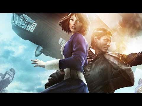Bioshock Infinite All Cutscenes (Remastered Collection) Game Movie 1080p 60FPS PC Ultra
