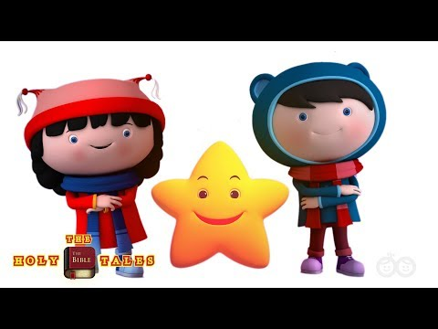 I Am A Little Star | Christmas Songs | Bible Songs For Kids and Children | Froztee & Friends