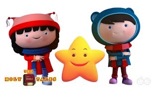 I Am A Little Star   Christmas Songs   Bible Songs For Kids and Children   Froztee & Friends