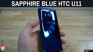 HTC U11 Unboxing Sapphire Blue Edition Color Comparison!