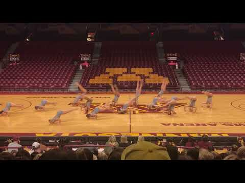 DanceFullOutMN - University of Minnesota Dance Team Jazz 2018
