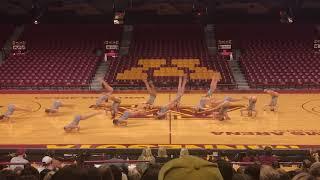 DanceFullOutMN - University of Minnesota Dance Team Jazz 2018