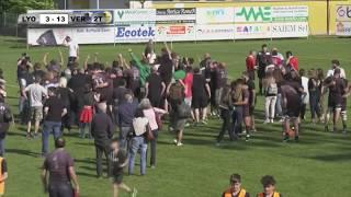 Playoff Serie A 2017/18 | Gara di ritorno | Sitav Rugby Lyons vs Verona Rugby 3-13 | Highlights