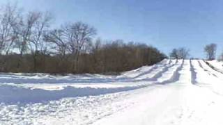 Tubing at Powder Ridge Winter Recreation Area - Kimball, Minnesota USA Thumbnail