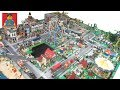 Huge LEGO City January 2018 City Update And WalkThrough
