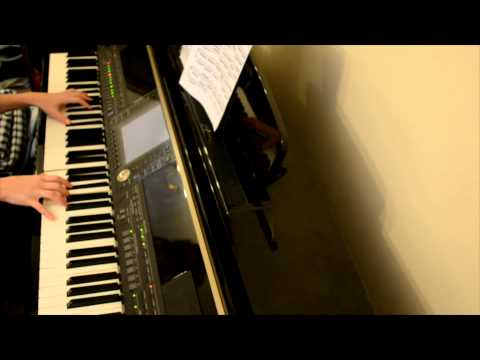 Fly on (O) Coldplay- Piano cover, Kimberly Edwards