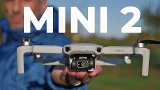 TEST du DJI MINI 2 : Le drone pour tous !