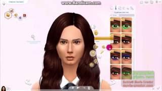 The Sims 4: Создание персонажа #2 I Милые обманщицы. Спенсер Хастингс.