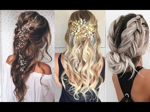 2018 prom hair trends and hairstyle