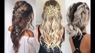 2018 PROM HAIR TRENDS AND HAIRSTYLE TUTORIALS