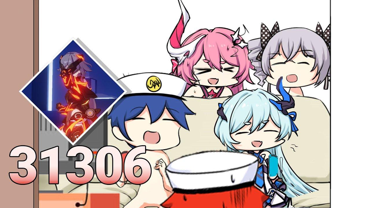 【Honkai Impact 3】| Memorial Arena - Shadow Knight 31306(37568) - DK BB MC