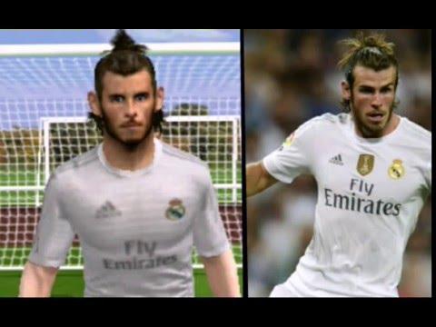 Dream League Soccer 2016 | Caras | Faces #1